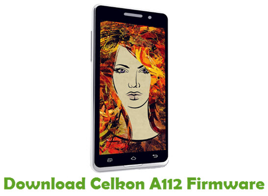 Download Celkon A112 Firmware