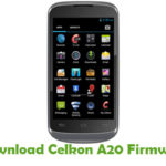 Celkon A20 Firmware