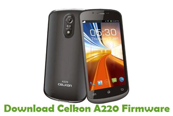 Download Celkon A220 Firmware