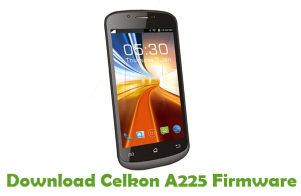 Download Celkon A225 Firmware