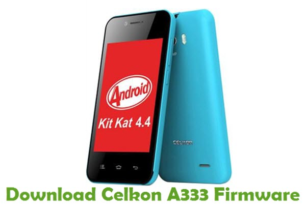 Download Celkon A333 Stock ROM