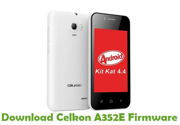 Download Celkon A352E Firmware