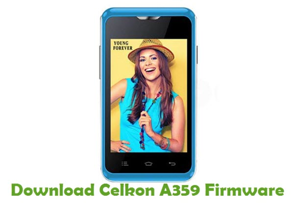 Download Celkon A359 Firmware