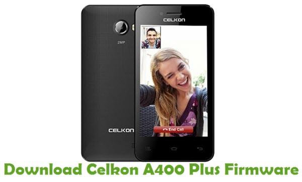 Download Celkon A400 Plus Firmware