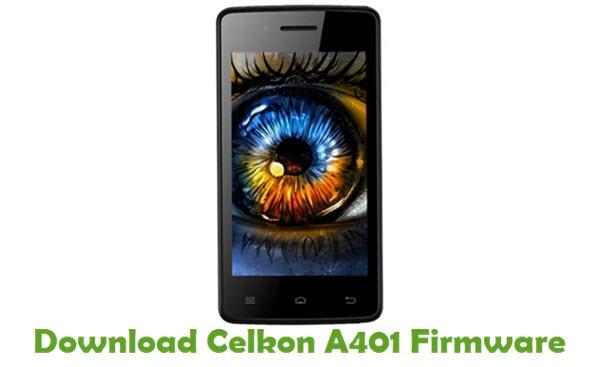 Download Celkon A401 Firmware