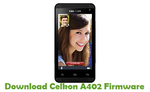 Download Celkon A402 Firmware