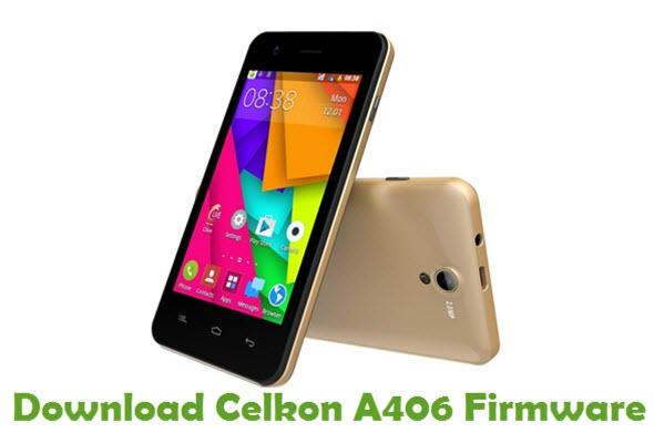 Download Celkon A406 Firmware