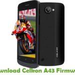 Celkon A43 Firmware