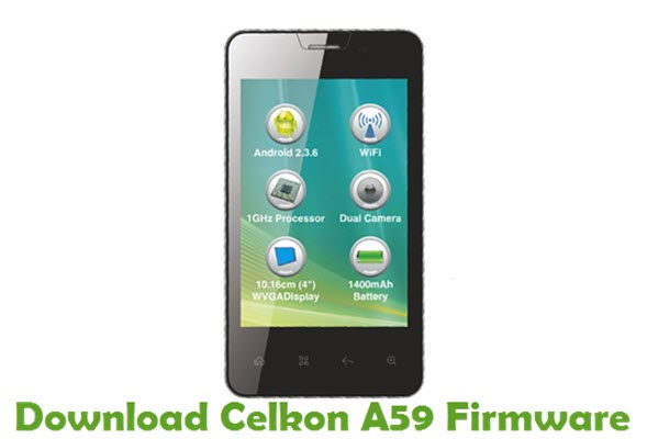 Download Celkon A59 Firmware