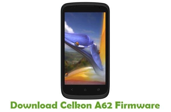 Download Celkon A62 Firmware