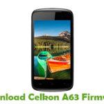 Celkon A63 Firmware