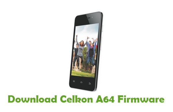 Download Celkon A64 Firmware