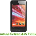 Celkon A65 Firmware