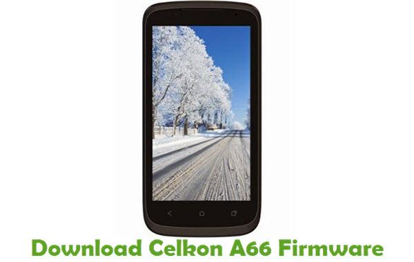 Download Celkon A66 Firmware
