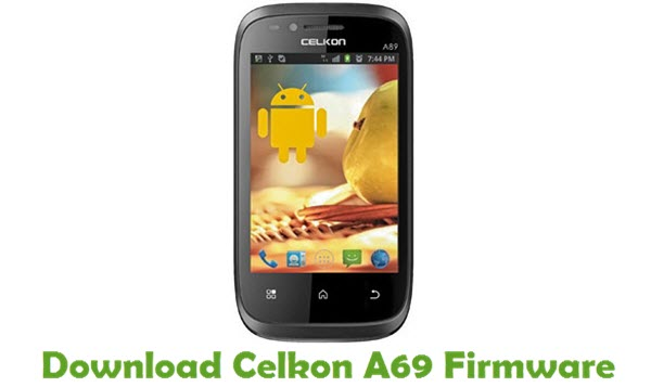 Download Celkon A69 Stock ROM