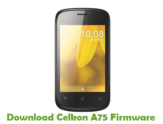 Download Celkon A75 Firmware