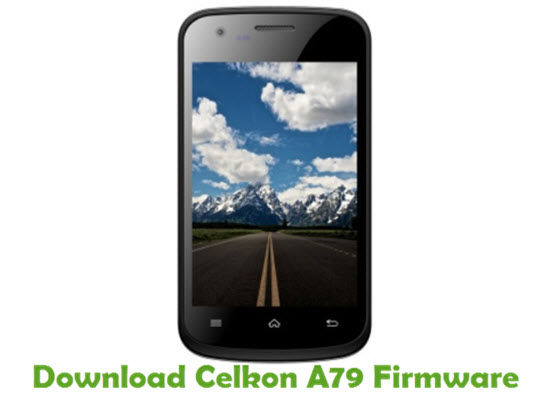 Download Celkon A79 Firmware
