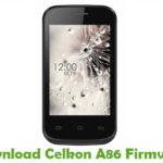 Celkon A86 Firmware