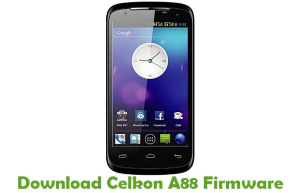 Download Celkon A88 Firmware