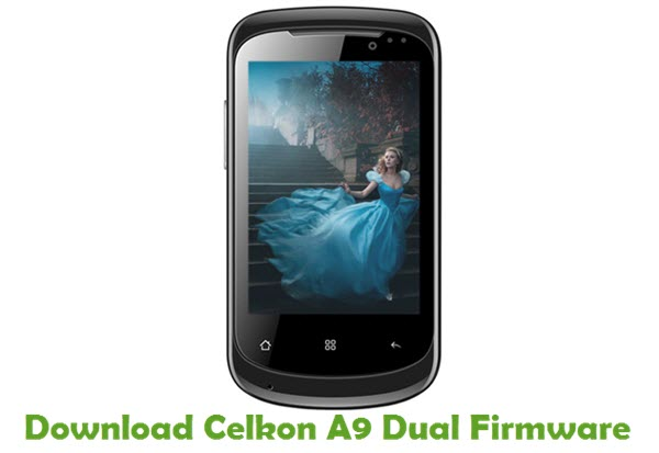 Download Celkon A9 Dual Firmware