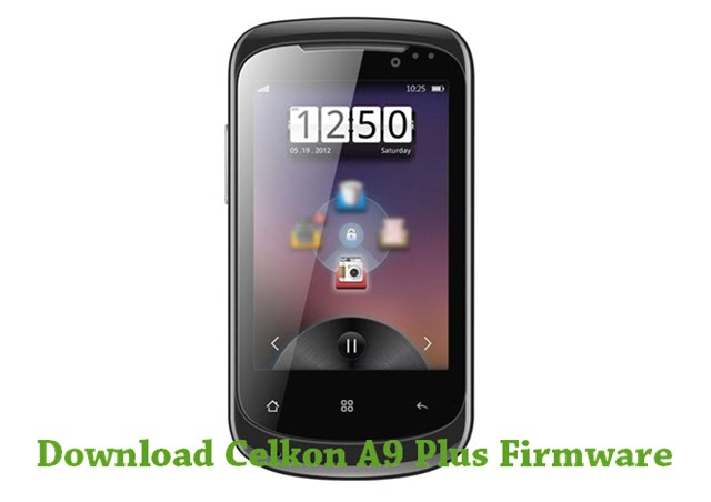 Download Celkon A9 Plus Firmware