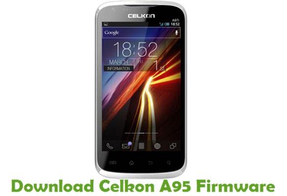 Download Celkon A95 Firmware