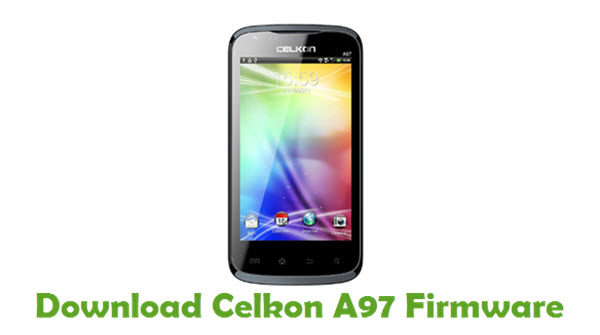 Download Celkon A97 Stock ROM