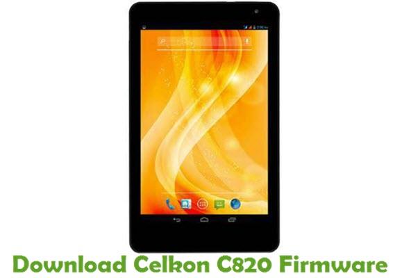 Download Celkon C820 Stock ROM