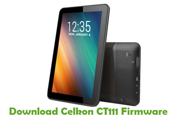 Download Celkon CT111 Firmware