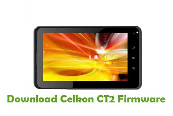 Download Celkon CT2 Firmware