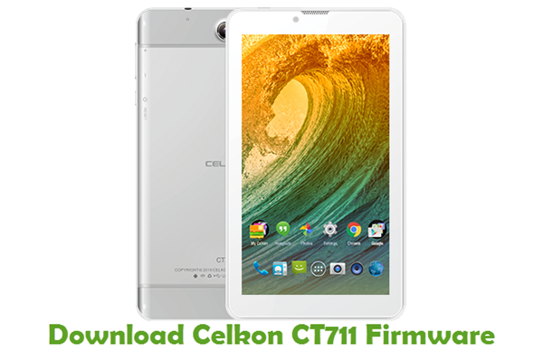 Download Celkon CT711 Stock ROM