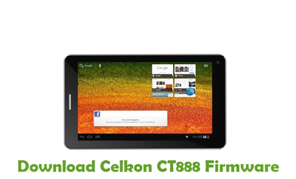 Download Celkon CT888 Firmware
