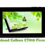 Celkon CT910 Firmware