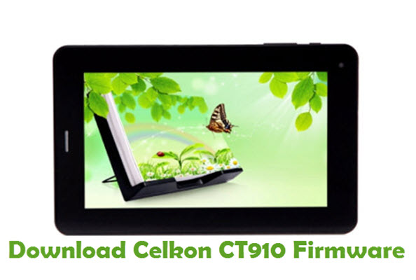 Download Celkon CT910 Firmware