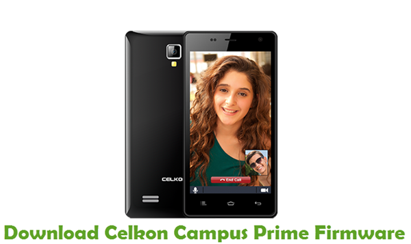 Download Celkon Campus Prime Firmware