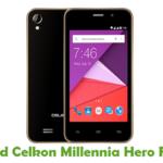 Celkon Millennia Hero Firmware