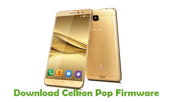 Download Celkon Pop Firmware