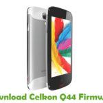 Celkon Q44 Firmware
