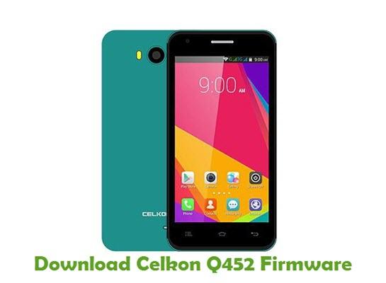 Download Celkon Q452 Stock ROM