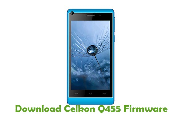 Download Celkon Q455 Firmware