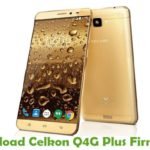 Celkon Q4G Plus Firmware