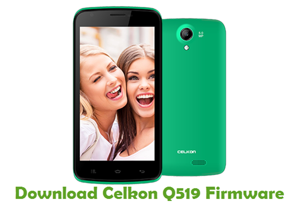 Download Celkon Q519 Firmware