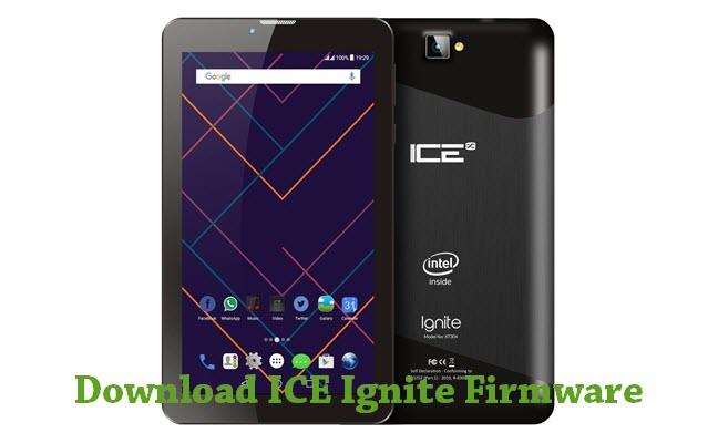 Download ICE Ignite Stock ROM