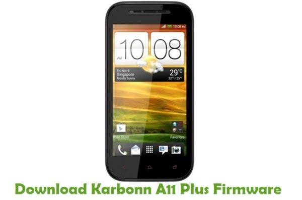 Download Karbonn A11 Plus Stock ROM
