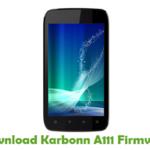 Karbonn A111 Firmware