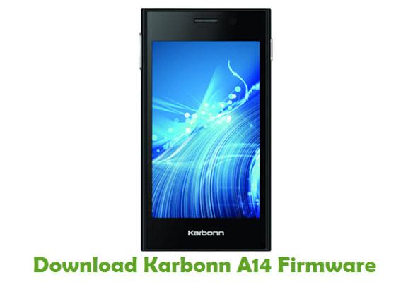 Download Karbonn A14 Firmware