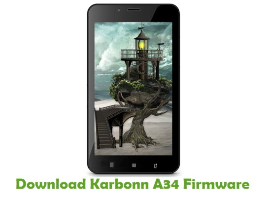 Download Karbonn A34 Firmware