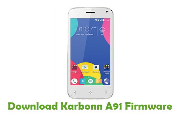 Download Karbonn A91 Firmware