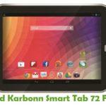 Karbonn Smart Tab 72 Firmware