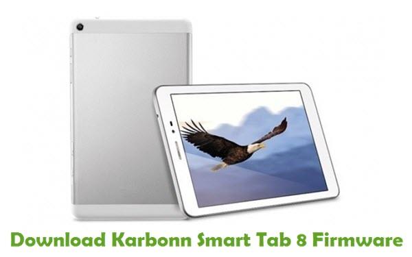 Download Karbonn Smart Tab 8 Firmware